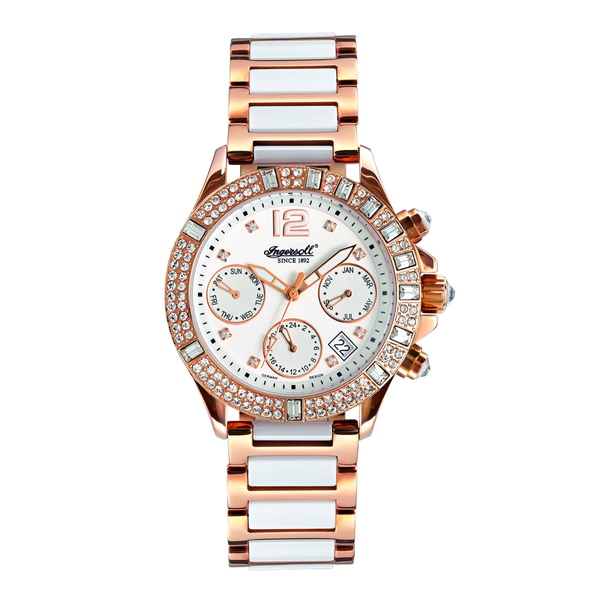 Ingersoll Womens Golden State Fine Automatic Timepiece
