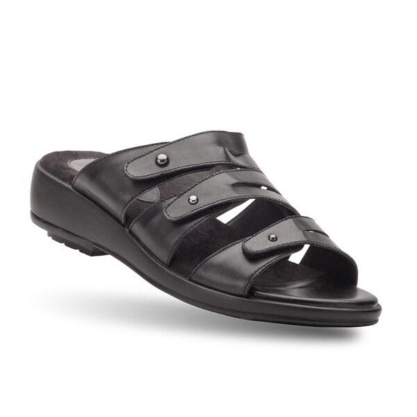Women's Scarlett Black Casual Sandals