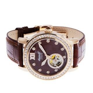 Ingersoll Womens Freeport Fine Automatic Timepiece