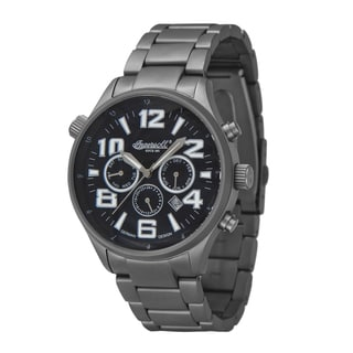 Ingersoll Mens Lewis Titanium Fine Automatic Timepiece
