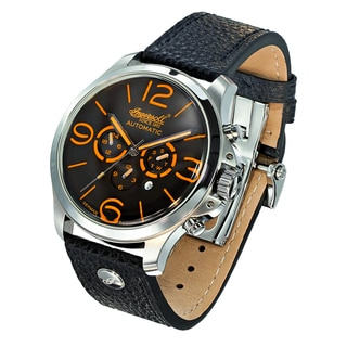 Ingersoll Mens Totem Grey Fine Automatic Timepiece