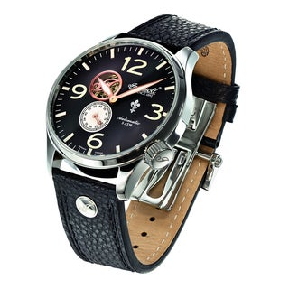 Ingersoll Mens Teton Fine Automatic Timepiece