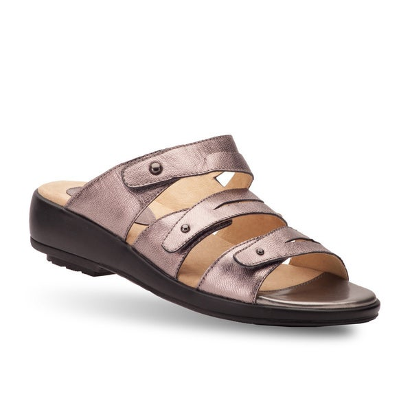 Women's Scarlett Silver Casual Sandals