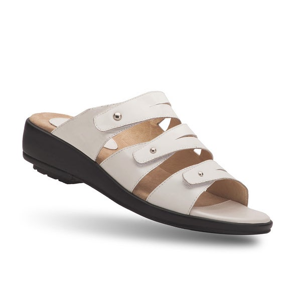 Women's Scarlett White Casual Sandals