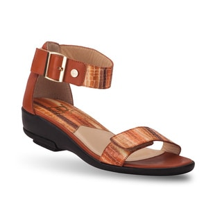 Women's Rosemary Orange Casual Sandals