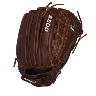 Wilson A800 Game Ready 12.5-inch SoftFit Fastpitch Glove