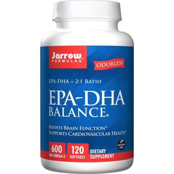 Jarrow Formulas EPA-DHA Balance (120 Softgels)
