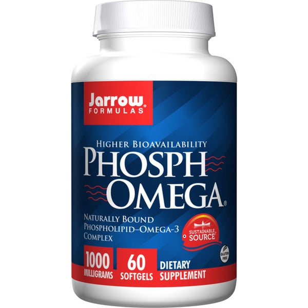 Jarrow Formulas PhosphOmega (60 Softgels)
