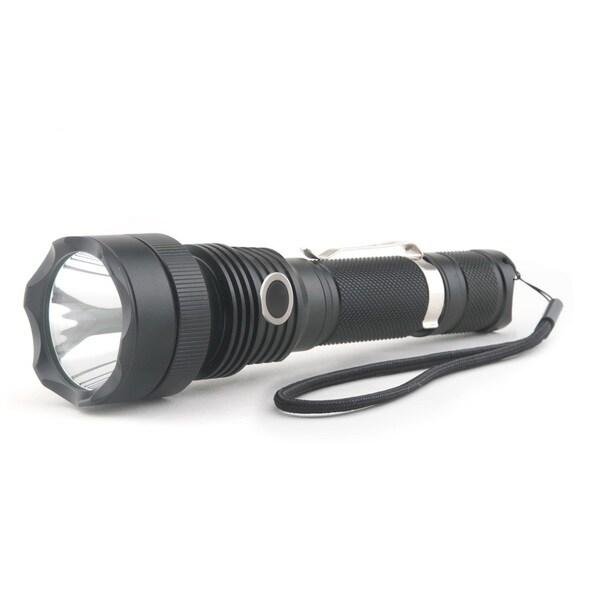 Guard Dog Xcess-550 Lumen Waterproof Tactical Flashlight