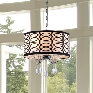 Tallalluh 4-light Chrome Chandelier