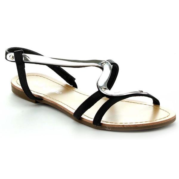Bella Marie Nova-2 Women's Strappy Flat Sandals