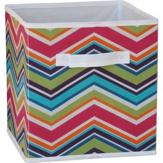 Altra Chevron Storage Bins 6 pack
