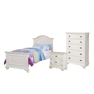 Napa 3-piece Twin Bedroom Set