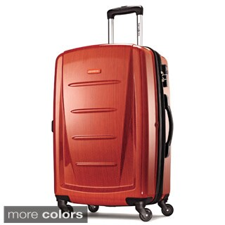 Samsonite Winfield 24-inch Expandable Hardside Spinner Upright Suitcase