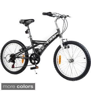 Tauki TM 20 inch Freestyle BMX Boy Bike, Kid Bike, 6 Speed