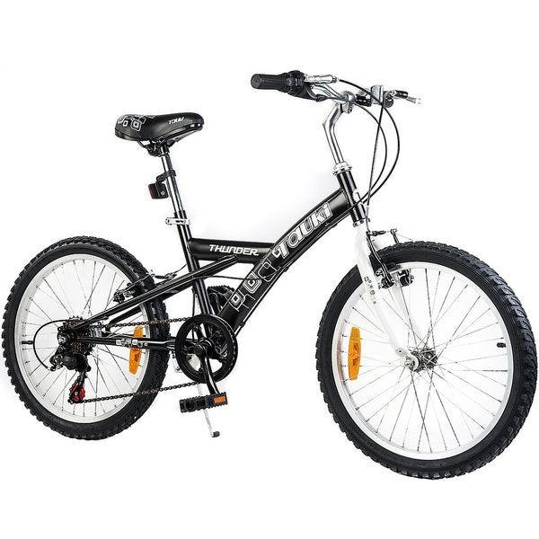 Tauki TM 20 inch Freestyle BMX Boy Bike, Kid Bike, 6 Speed
