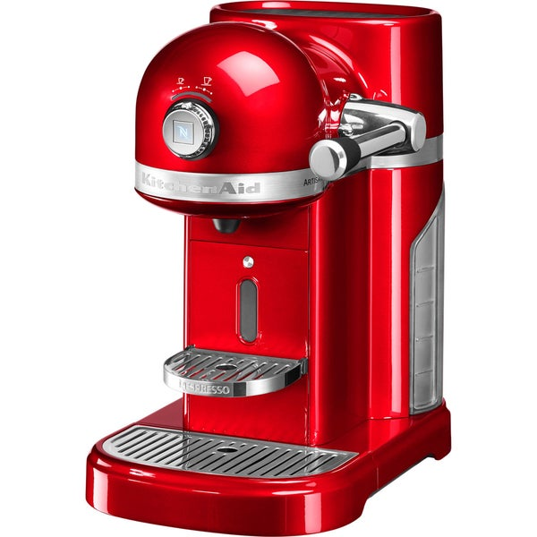 Nespresso by KitchenAid KES0503CA Candy Apple Red Espresso Machine