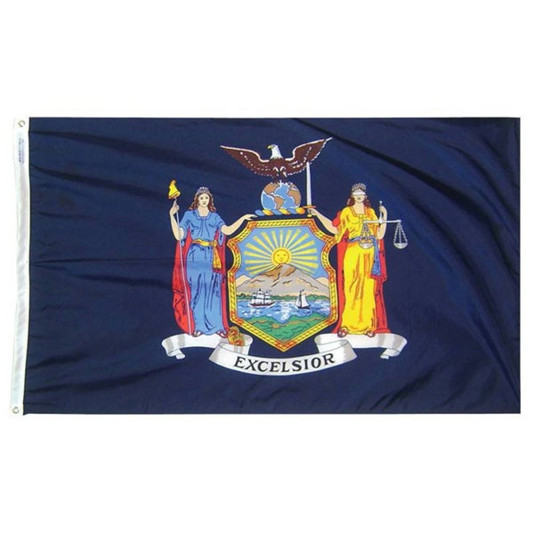 New York State Blue Flag