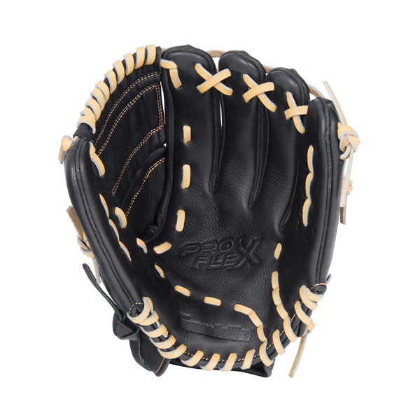 Franklin Sports 11.5-inch Pro Flex Hybrid Baseball Glove-Right Handed Thrower