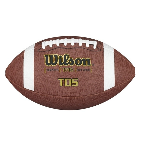 Wilson TDS Composite Piloflex Superskin Football