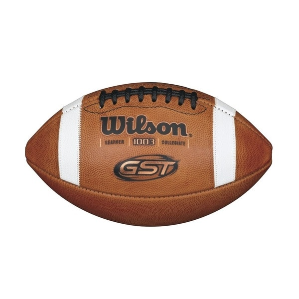 Wilson NCAA 1003 GST Game Football