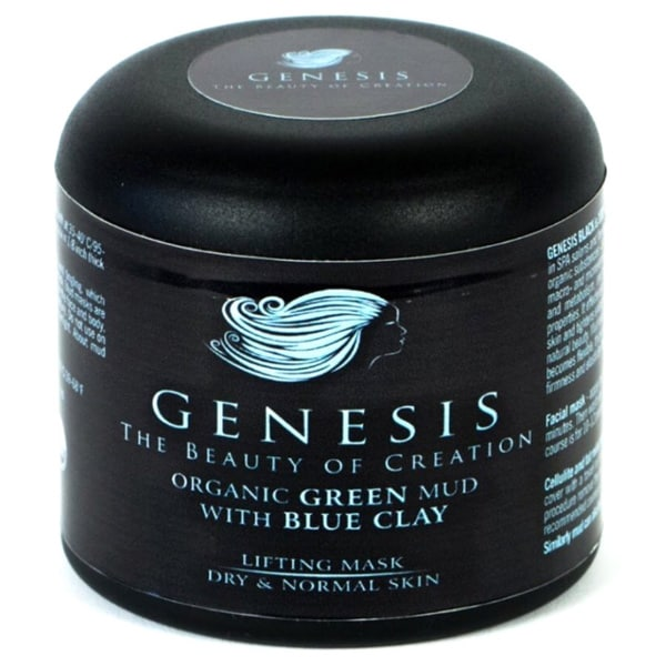 Genesis Organic 4-ounce Green Mud/ Blue Clay