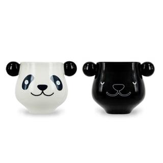 Panda Bear Heat Changing Coffee Mug