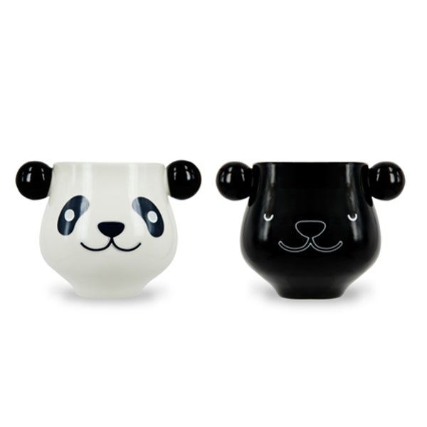 Panda Bear Heat Changing Coffee Mug