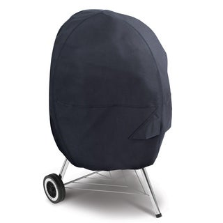Classic Accessories Black Kettle BBQ Grill Cover
