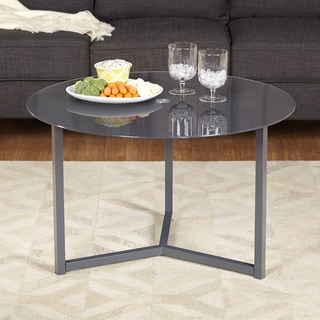 Simple Living Glass Cocktail Table