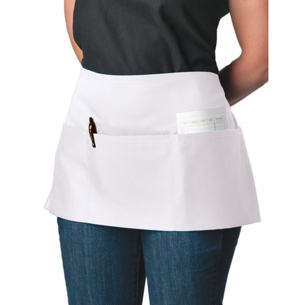 Waiter/ Waitress White Apron