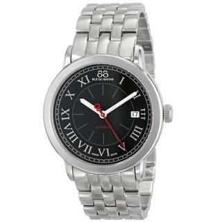 88 Rue du Rhone Men's 87WA120034 'Double 8 Origin' Swiss Automatic Stainless Steel Watch
