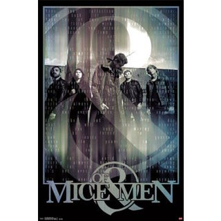 Of Mice and Men Group Poster