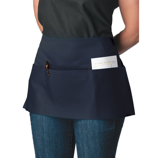 Sookie Stackhouse Waiter/ Waitress Navy Blue Apron