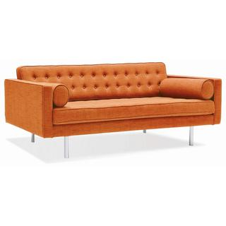 BULGARIA SOFA IN ORANGE COLOR