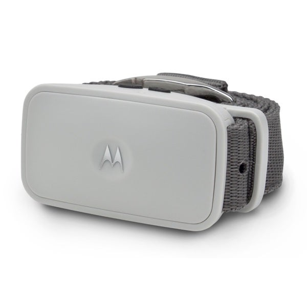 Motorola Dog Shock-free No-bark Collar with Dual Sonic Technology