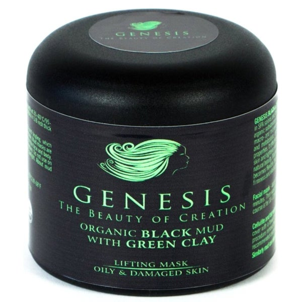 Genesis Organic 4-ounce Black Mud with Green Clay 15078888