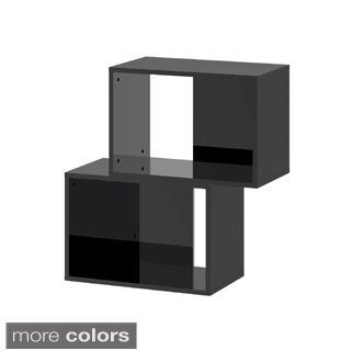 Baja Shape Stackable Bookcase