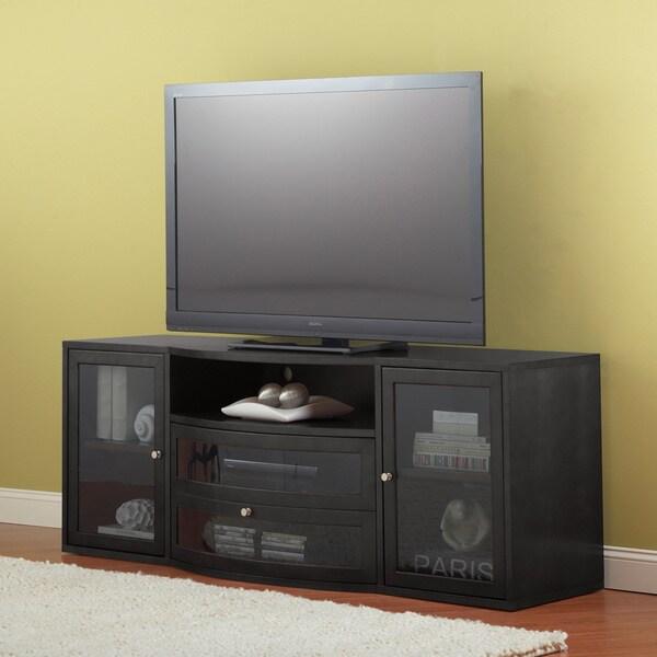 Wood TV Cabinet