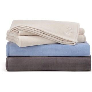 IZOD Plush Blanket