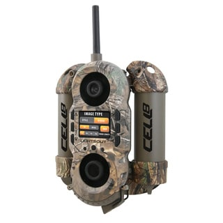 Wildgame Innovations Crush Cell 8 Lightsout Trail Camera