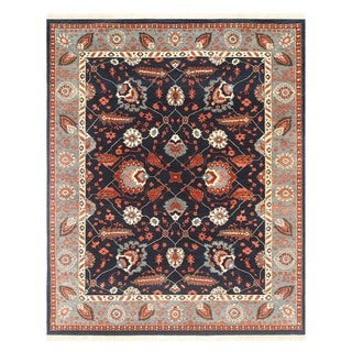 Presidential Oriental Pattern 8x10 Hand-Knotted Rug