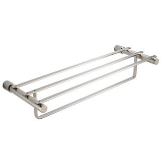 Fresca Magnifico 23-inch Brushed Nickel Towel Rack