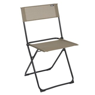 Anytime Black Folding Chair (Set of 2)