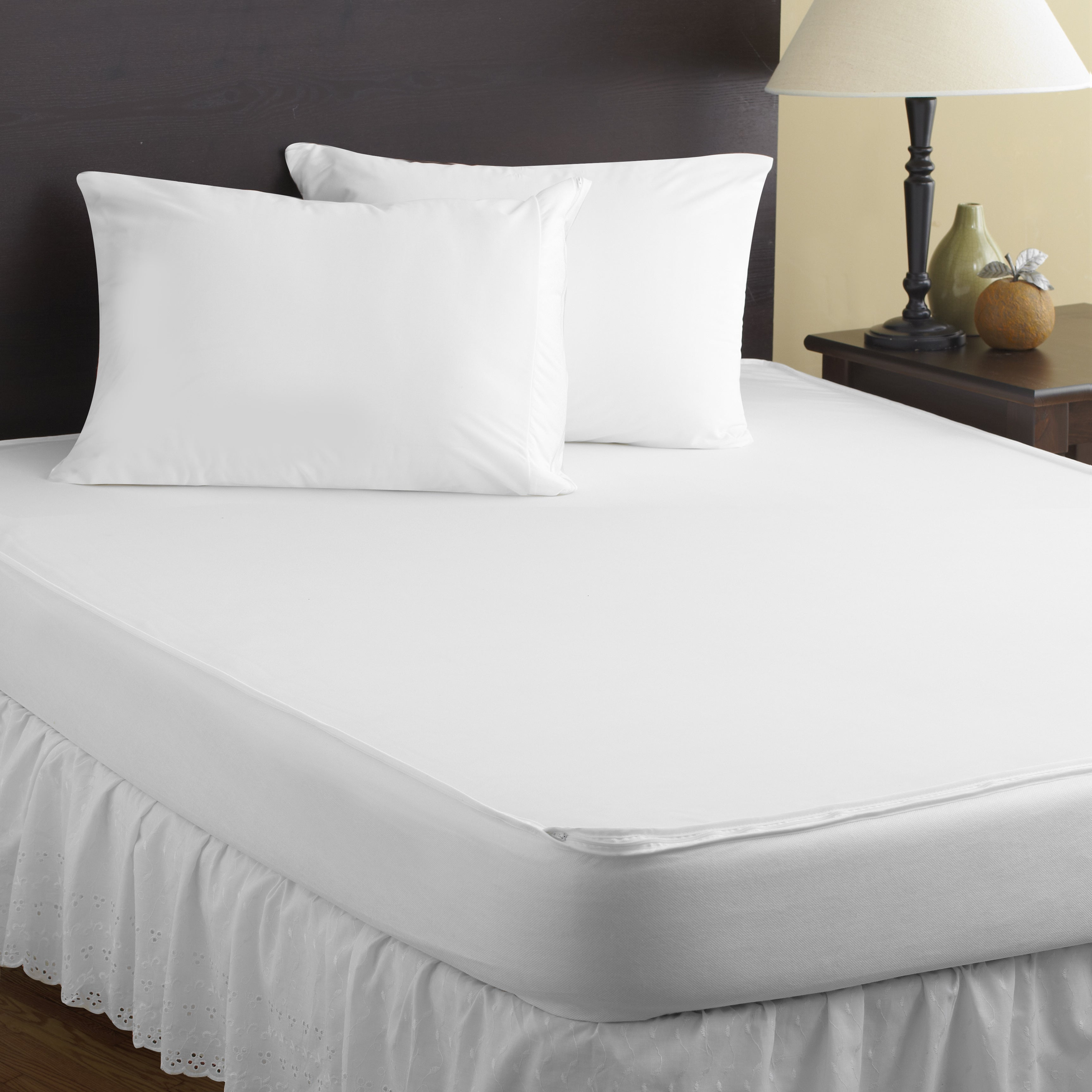 Overstock.com PureCare Aromatherapy Total Encasement Mattress Protector