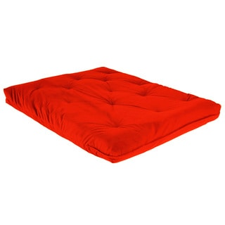 Red Futon Mattress