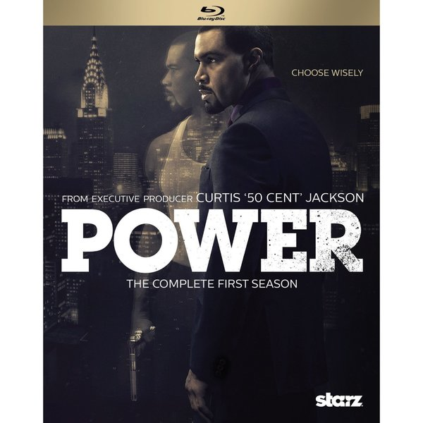 Power: Season 1 (Blu-ray Disc) 15082500