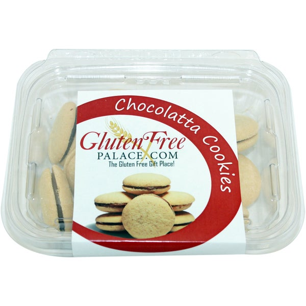 Gluten Free Chocolotta Cookies (Pack of 2)