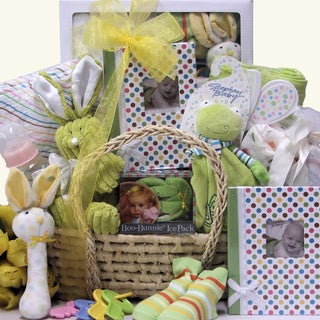 Great Arrivals Baby Shower Surprise: Baby Gift Basket