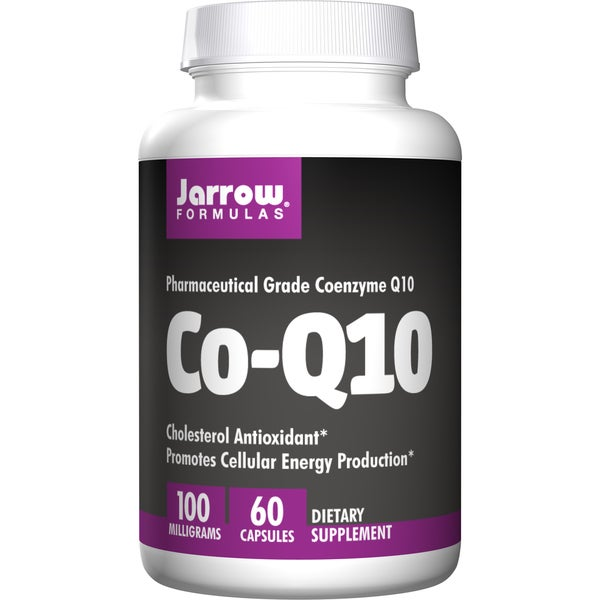 Jarrow Formulas Co-Q10 (60 Capsules)